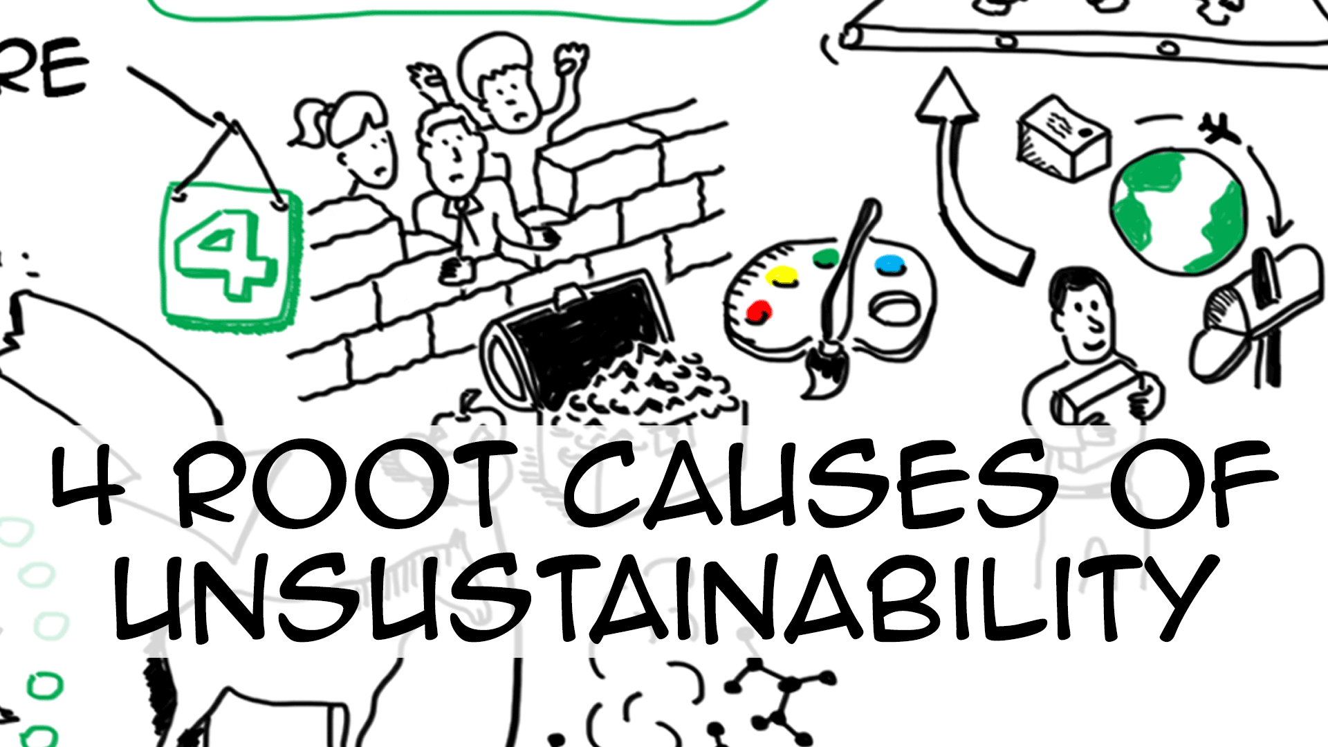 4 root causes of unsustainability?