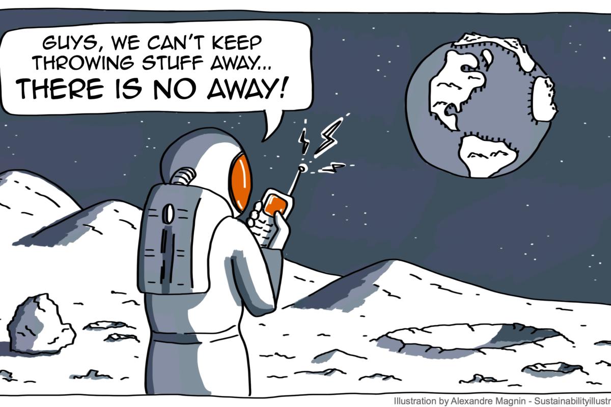 Waste-No-Away
