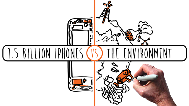 4 essential reasons why the Environment can't take so many iPhones