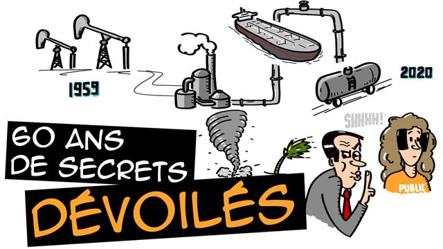 Climat: Les incroyables secrets gardés par l'industrie pétrolière