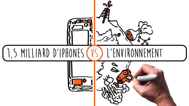 4 raisons pour lesquelles il y a trop d'iPhones pour l'environnement